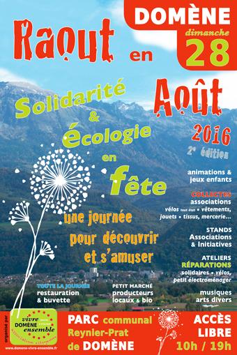 Le Repair Café à la 2ème fête de la Solidarité et de l'Écologie à Domène