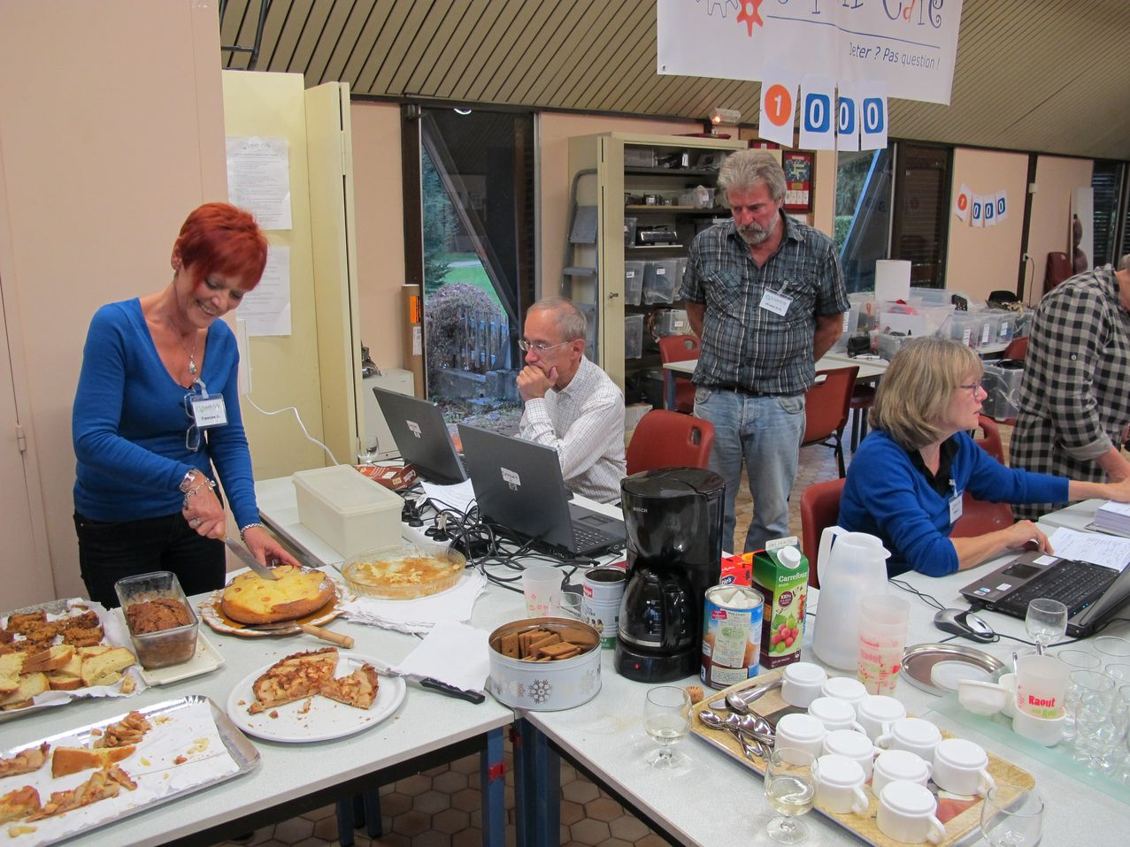 1 000ème intervention pour le Repair Café