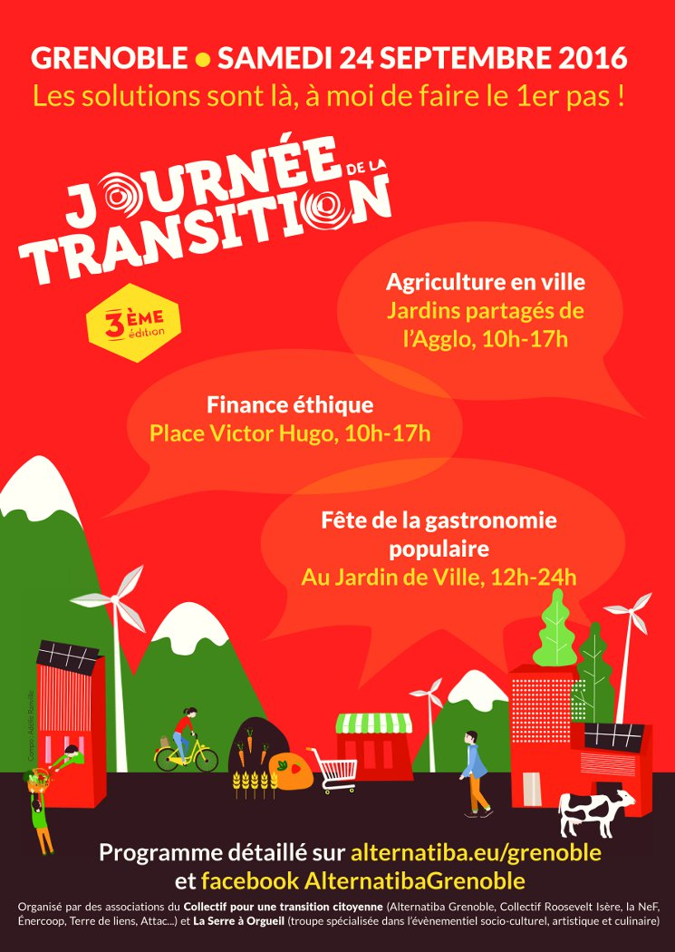 Journée de la transition 2016