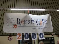 2000ème intervention pour le Repair Café